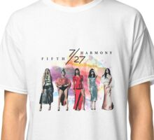 Fifth Harmony 7/27 Splash Classic T-Shirt