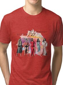 Fifth Harmony 7/27 Splash Tri-blend T-Shirt