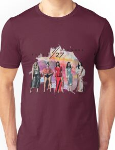 Fifth Harmony 7/27 Splash Unisex T-Shirt
