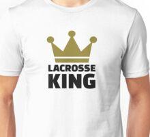 Lacrosse king champion Unisex T-Shirt