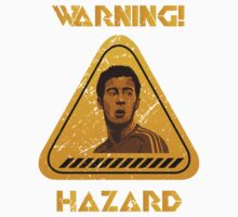 Chelsea Warning Hazard by sportskeeda