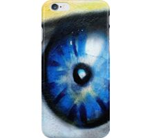 Abtag Watching you iPhone Case/Skin