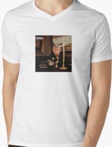 Donald Take Care Mens V-Neck T-Shirt