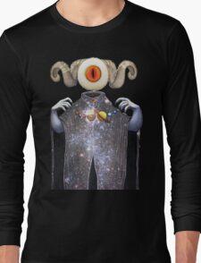 Galactic All-seeing Eye Long Sleeve T-Shirt