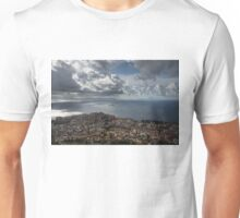 Drama in the Sky of Naples Unisex T-Shirt