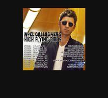 Noel Gallagher's High Flying Birds Tour Dates 2016 Unisex T-Shirt