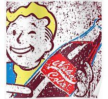 Radioactive Cola Poster