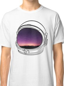 Sunset on the Moon Classic T-Shirt