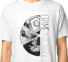 Crime Noir Classic T-Shirt
