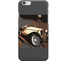 1930s Cream Vintage Car iPhone Case/Skin