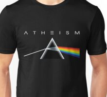ATHEISM—A prism for seeing the light Unisex T-Shirt