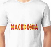 Macedonia Unisex T-Shirt