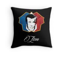 Legend Zizou Throw Pillow