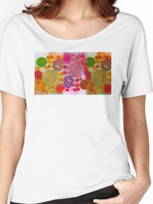 Yarn & Quilled Menagerie Women's Relaxed Fit T-Shirt
