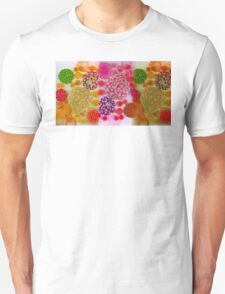 Yarn & Quilled Menagerie Unisex T-Shirt