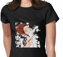 Lisbeth Salander Womens Fitted T-Shirt