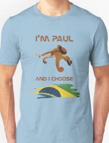Paul - Brazil! Unisex T-Shirt
