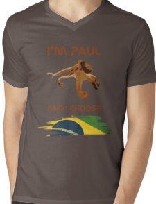 Paul - Brazil! Mens V-Neck T-Shirt