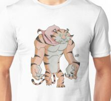 Cereal Monster: Tony the Tiger Unisex T-Shirt