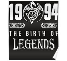 1994 the birth of legends Poster