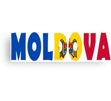 Moldova Canvas Print