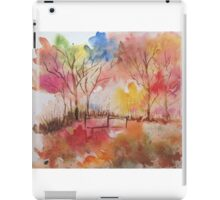 Vivid Colours Get Inspired ! iPad Case/Skin