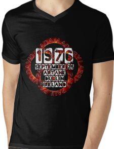 U2 - beginning 2 Mens V-Neck T-Shirt