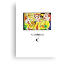 Frankie Goes To Hollywood - Welcome To The PleasureDome Canvas Print