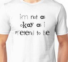 Pretending Unisex T-Shirt