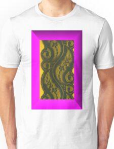 Villette Black Lace Unisex T-Shirt