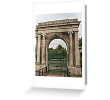 One More Arch Greeting Card