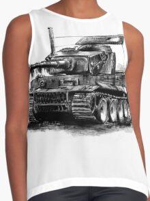 Tiger Heavy Tank Contrast Tank