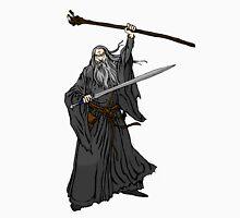 Gandalf The Grey Cartoon Unisex T-Shirt