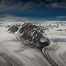 Kaskawulsh Glacier by Yukondick