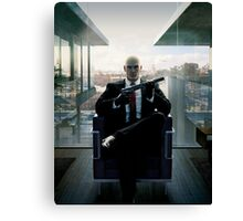 HITMAN GAME Canvas Print