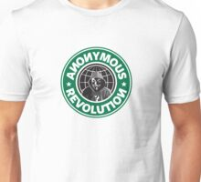 Anonymous Revolution 2014 Unisex T-Shirt