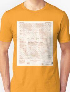 USGS TOPO Map Alaska AK Table Mountain C-3 359473 1983 63360 T-Shirt