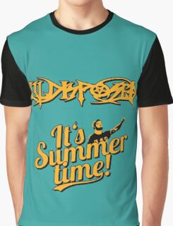 Illdisposed It's Summer time Graphic T-Shirt