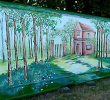 VILLAGE ALLOTMENT PROJECT by Marilyn Grimble