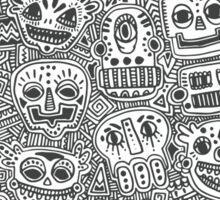 Oodles of Doodles Sticker