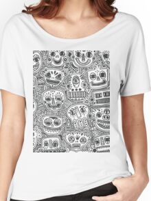 Oodles of Doodles Women's Relaxed Fit T-Shirt