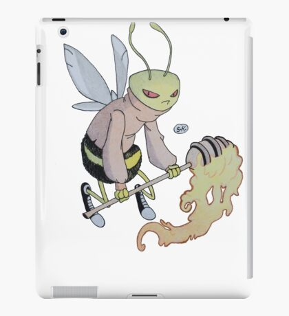 Cereal Monster: Buzz Bee iPad Case/Skin