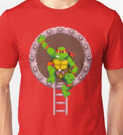 TURTLES IN TIME - RAPHAEL Unisex T-Shirt