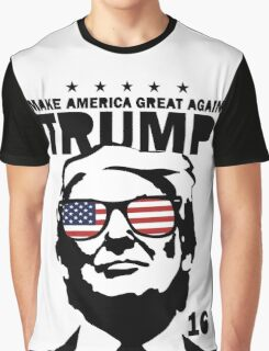 Donald Trump Make America Great Again Shirt Graphic T-Shirt