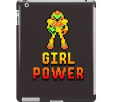 8 Bit Girl Power iPad Case/Skin