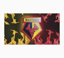 Watford Crest One Piece - Short Sleeve