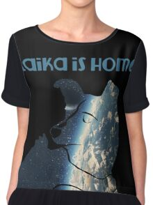 Laika Come Home Chiffon Top