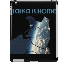 Laika Come Home iPad Case/Skin
