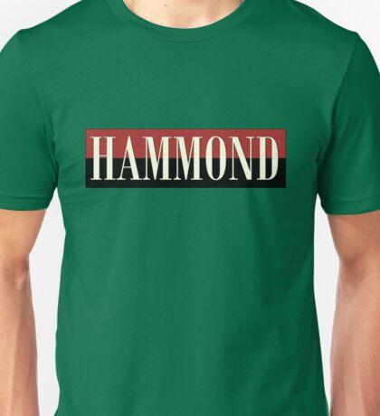 Vintage Hammond Unisex T-Shirt