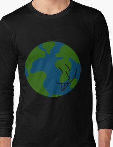 Silly Earth Long Sleeve T-Shirt